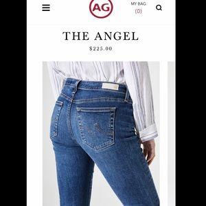 "Ag Adriano Goldschmied Jeans - AG Adriano Goldschmied ""Angel"" Jean"